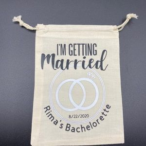 Other - Bachelorette Favor Bags